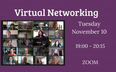 Virtual Networking – Tuesday, November 10, 2020
